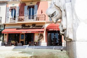 Paris Rome, Hotels  Menton - big - 38