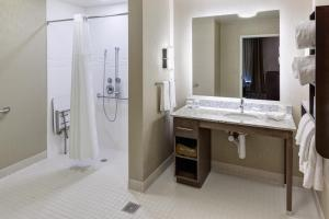 King Suite - Mobility Accessible with Shower