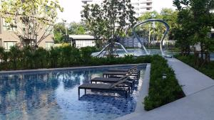 The Relaxing Room at Rain Resort Condominium Cha Am - Hua Hin