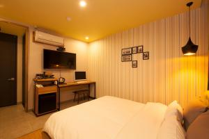Hotel Gray, Hotels  Changwon - big - 22