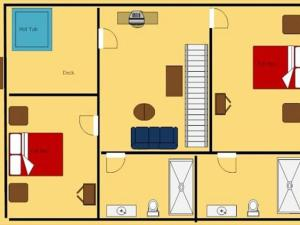 Three-Bedroom House