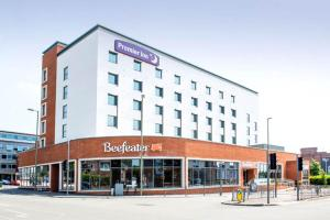 Premier Inn Farnborough Town Centre in Farnborough, Hampshire, England