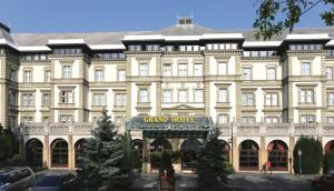 Danubius Grand Hotel Margitsziget, Hotely  Budapešť - big - 45