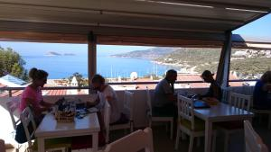 Courtyard, Hotels  Kalkan - big - 55