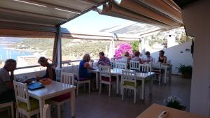 Courtyard, Hotels  Kalkan - big - 53