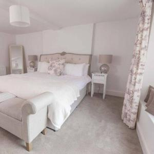 The Crown Inn B&B in Weston, Northamptonshire, England