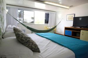 Superior Triple Room with Lateral Sea View