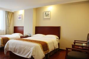 GreenTree Inn JiangSu XuZhou Pizhou Railway Station Jiefang West Road Business Hotel, Отели  Pizhou - big - 18