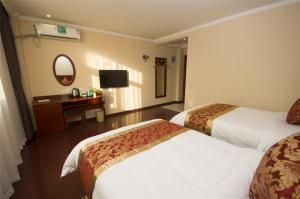 GreenTree Alliance Shandong Jining Qufu Bus Station Hotel, Отели  Qufu - big - 33