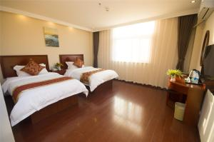 GreenTree Alliance Shandong Jining Qufu Bus Station Hotel, Отели  Qufu - big - 34