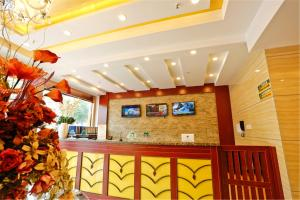 GreenTree Alliance Shandong Jining Qufu Bus Station Hotel, Отели  Qufu - big - 35