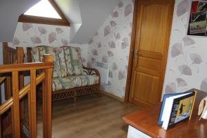 Chambre D'hotes Le Clos Fleuri, Bed & Breakfasts  Criel-sur-Mer - big - 20