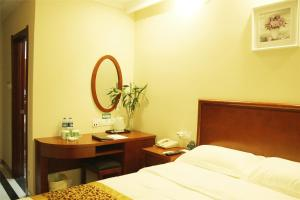 GreenTree Inn Zhejiang Taizhou Tiantai Bus Station Express Hotel, Hotels  Tiantai - big - 22