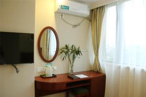 GreenTree Inn Zhejiang Taizhou Tiantai Bus Station Express Hotel, Hotels  Tiantai - big - 13