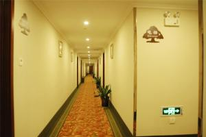 GreenTree Inn Zhejiang Taizhou Tiantai Bus Station Express Hotel, Hotels  Tiantai - big - 25