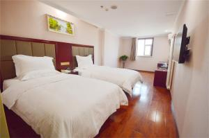 GreenTree Inn Zhejiang Taizhou Tiantai Bus Station Express Hotel, Hotels  Tiantai - big - 28