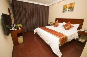 GreenTree Inn Zhejiang Taizhou Tiantai Bus Station Express Hotel, Hotels  Tiantai - big - 38