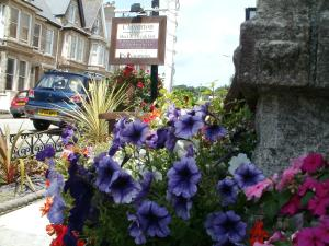 Chiverton House B&B in Penzance, Cornwall, England