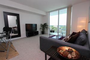 One-Bedroom Apartment with Balcony 21