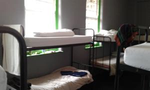 Bed in 16-Bed Man Dormitory Room