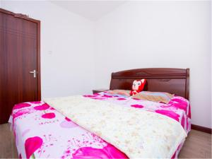 Qingdao Golden Beach Sihaiju Seaview Apartment Diwei Garden Branch, Apartmány  Huangdao - big - 20