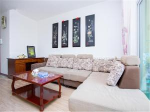Qingdao Golden Beach Sihaiju Seaview Apartment Diwei Garden Branch, Apartmány  Huangdao - big - 22