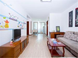 Qingdao Golden Beach Sihaiju Seaview Apartment Diwei Garden Branch, Apartmány  Huangdao - big - 18