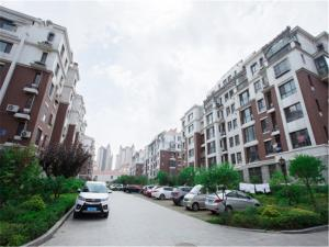 Qingdao Golden Beach Sihaiju Seaview Apartment Diwei Garden Branch, Apartmány  Huangdao - big - 17