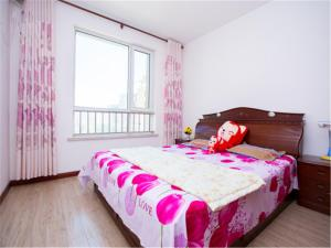 Qingdao Golden Beach Sihaiju Seaview Apartment Diwei Garden Branch, Apartmány  Huangdao - big - 13