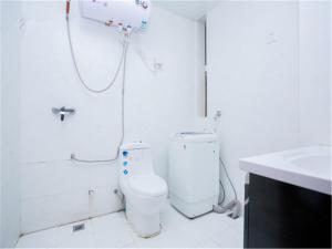Qingdao Golden Beach Sihaiju Seaview Apartment Diwei Garden Branch, Apartmány  Huangdao - big - 12