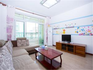 Qingdao Golden Beach Sihaiju Seaview Apartment Diwei Garden Branch, Apartmány  Huangdao - big - 11
