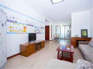 Qingdao Golden Beach Sihaiju Seaview Apartment Diwei Garden Branch, Apartmány  Huangdao - big - 7