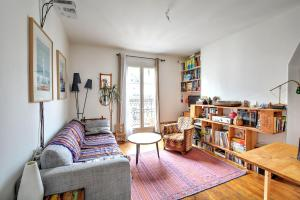 Lovely Typical Parisian Apartment