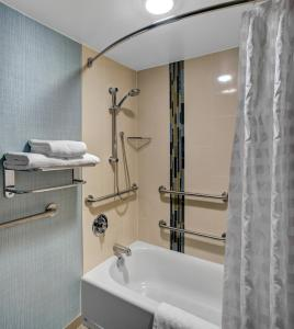 King Room with Walk-In Shower - Disability Accessible