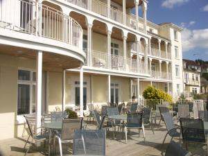 The Wellington Hotel in Ventnor, Isle of Wight, England