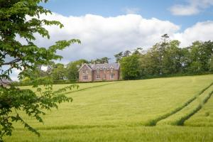 Whitehouse Country House in Saint Boswells, Borders, Scotland
