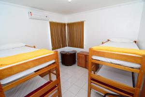 Bunk Bed in Mixed Dormitory Room with Air Conditioning