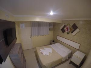 Standard Double Room with Air Conditioning and Minibar