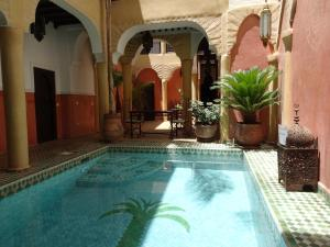 Bed and Breakfast Riad Itrane, Marrakech