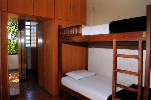Bed in 7-Bed Dormitory Room