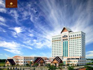 Don Chan Palace, Hotel & Convention v Vientiane – Pensionhotel - Hoteli
