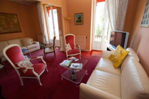 Paris Rome, Hotel  Mentone - big - 34