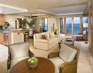 Two-Bedroom Executive Ocean Front Suite