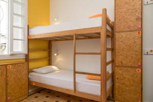 Bed in 6-Bed Female Dormitory