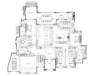 Eight-Bedroom Villa