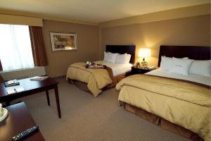 Queen Room with Two Queen Beds - Roll in Shower - Non Smoking