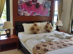 Uluwatu Cottages, Pensionen  Uluwatu - big - 18