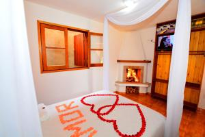 Ground Floor Suite with Spa Bath