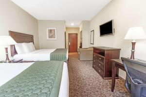 Deluxe Family Suite with Sofa Bed
