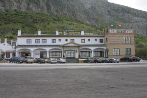 Foto Hotel La Yedra